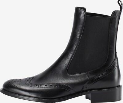 DreiMaster Vintage Chelsea Boots in schwarz, Produktansicht