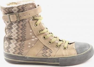 Victory High Top Sneaker in 37 in creme / hellgrau, Produktansicht