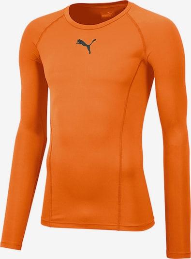 PUMA Shirt in blau / orange, Produktansicht