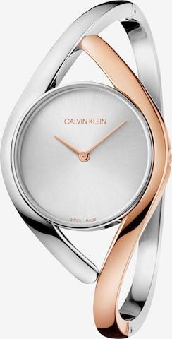 Calvin Klein Analog Watch 'K8U2SB16' in Silver