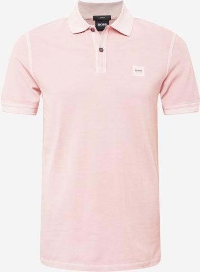 BOSS Casual Poloshirt 'Prime' in pastellpink, Produktansicht