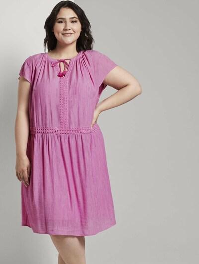 MY TRUE ME Kleid in lila, Modelansicht