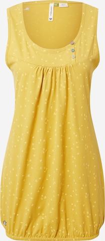 Ragwear Top 'GISELLE' in Yellow