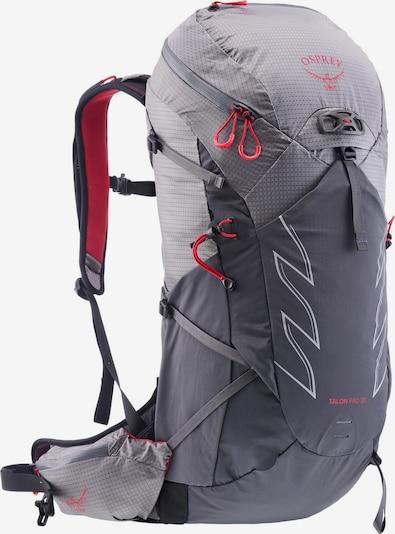 Osprey Wanderrucksack 'Talon Pro 30' in basaltgrau / silbergrau, Produktansicht