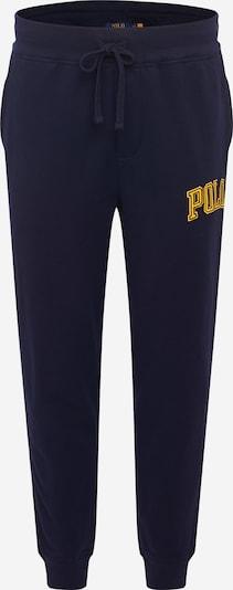 POLO RALPH LAUREN Spodnie w kolorze granatowy / ciemnożółtym, Podgląd produktu