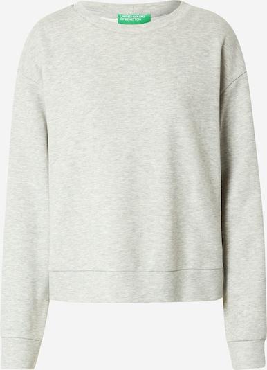 UNITED COLORS OF BENETTON Μπλούζα φούτερ σε γκρι μελανζέ, Άποψη προϊόντος