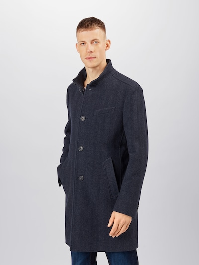 Marc O'Polo Płaszcz przejściowy w kolorze ciemny niebieskim, Podgląd na modelu(-ce)
