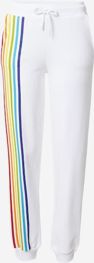 NU-IN Hose in mischfarben / weiß, Produktansicht