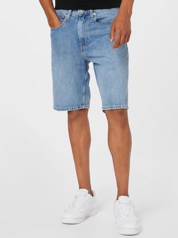 Calvin Klein Jeans Дънки в синьо
