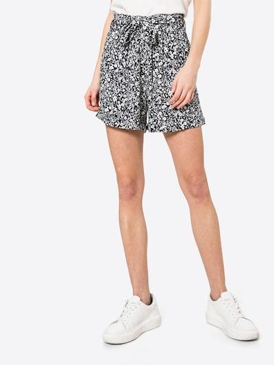 Pantaloni TOM TAILOR DENIM di colore navy / bianco, Visualizzazione modelli