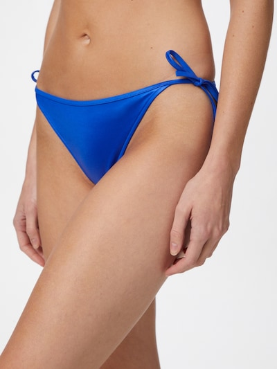 Calvin Klein Swimwear Долнище на бански тип бикини в небесносиньо, Преглед на модела
