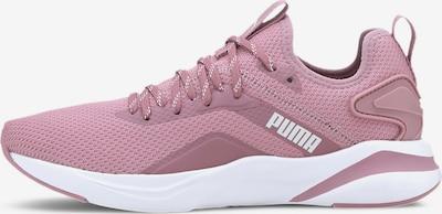PUMA Chaussure de sport en rose / blanc, Vue avec produit