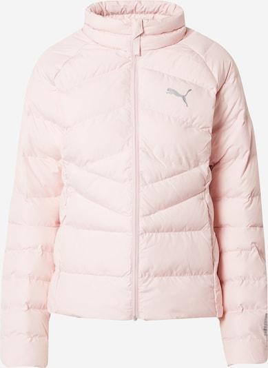 PUMA Sporta jaka, krāsa - gaiši rozā, Preces skats