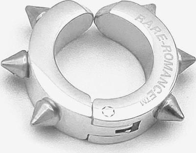 Rare-Romance Earrings 'CUFF SINGLE' in Grey, Item view