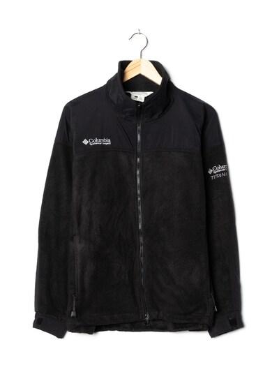 COLUMBIA Fleece in XL in schwarz, Produktansicht