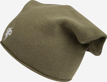 Bonnet 'Lilli' ABOUT YOU x INNA en vert