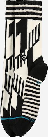 Stance Sportssokker 'SIGNAL' i svart