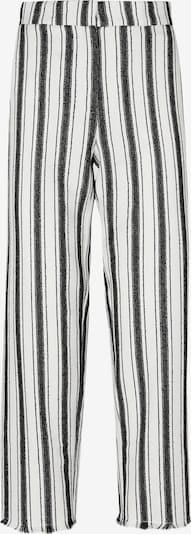 Scalpers Pantalon 'Pali' en noir chiné / blanc, Vue avec produit