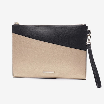 TOMMY HILFIGER Bag in One size in Gold / Black, Item view