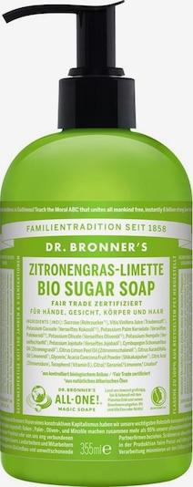 Dr. Bronner's Soap 'Zitronengras-Limette Bio Sugar' in Caramel, Item view