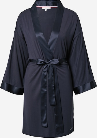 TOMMY HILFIGER Dressing Gown in Blue