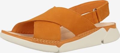 CLARKS Sandalen met riem in de kleur Sinaasappel, Productweergave