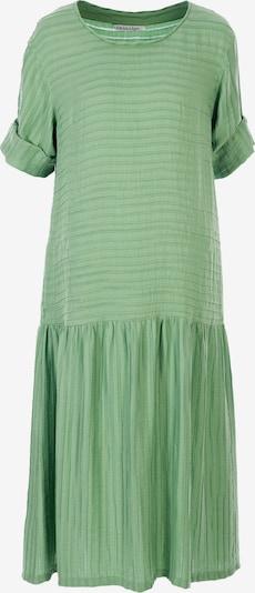 HELMIDGE Kleid in hellgrün, Produktansicht