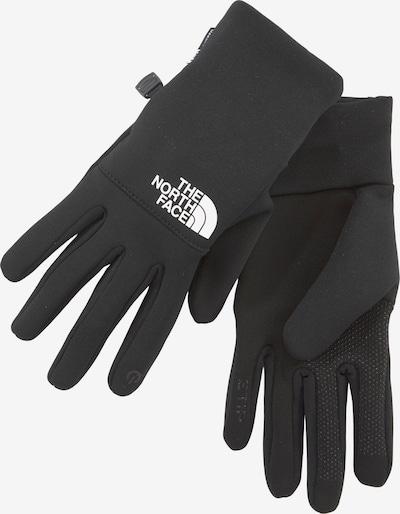 THE NORTH FACE Sporthandschuhe in schwarz / weiß, Produktansicht
