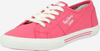 Sneaker low 'ABERLADY ECOBASS' Pepe Jeans pe roz închis, Vizualizare produs