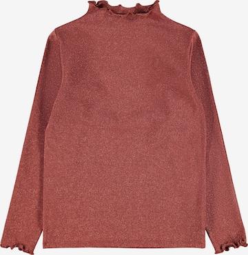NAME IT Shirt 'Rikort' in Red