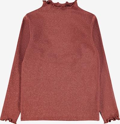 NAME IT Shirt 'Rikort' in rot, Produktansicht