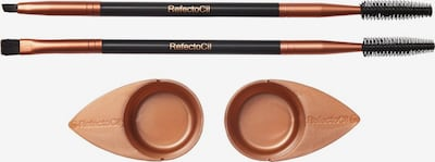 RefectoCil Set 'Browista Toolkit' in Brown / yellow gold / Black, Item view