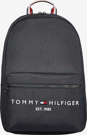 TOMMY HILFIGER Sac à dos en bleu nuit / rouge clair / blanc, Vue avec produit