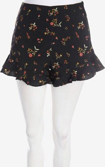 Fashion Union Shorts in XXS in Black, Item view