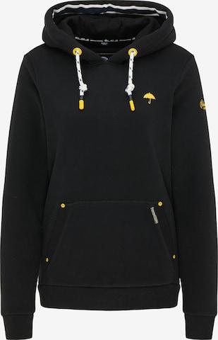 Schmuddelwedda Sweatshirt in Black