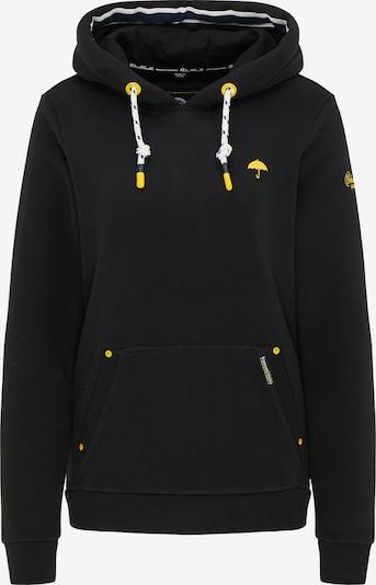 Schmuddelwedda Sweatshirt in Yellow / Black, Item view
