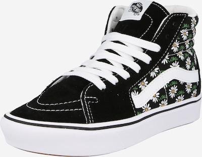 Sneaker înalt 'ComfyCush SK8-Hi' VANS pe galben / verde / negru / offwhite, Vizualizare produs