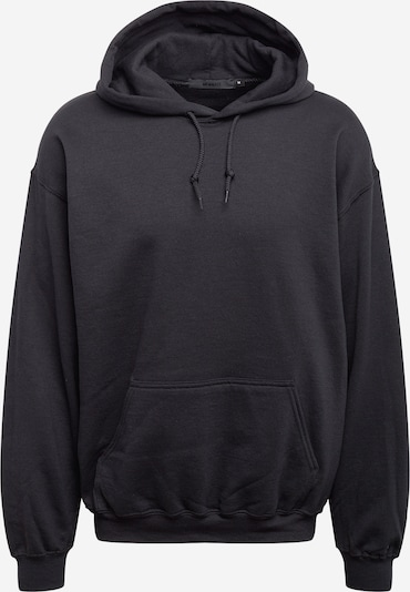 Mennace Sweatshirt in goldgelb / dunkelorange / schwarz / weiß, Produktansicht