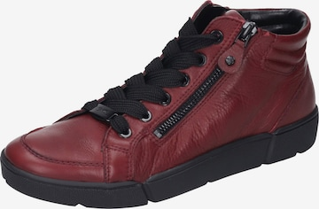 ARA High-Top Sneakers 'ROM' in Red