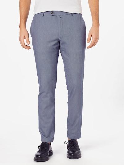 JOOP! Spodnie w kolorze gołąbkowo niebieskim: Widok z przodu
