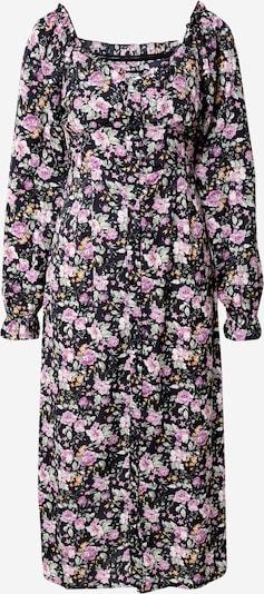 Missguided Robe en violet / mélange de couleurs, Vue avec produit