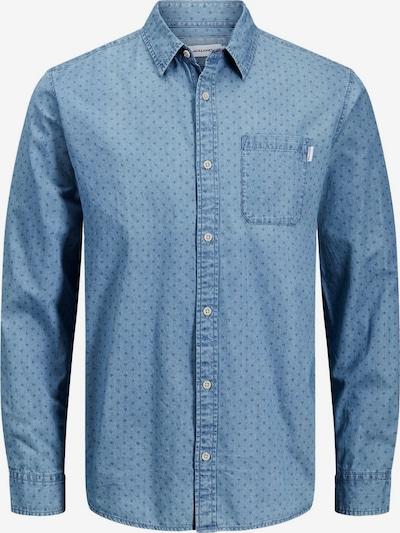 JACK & JONES Hemd in navy / blue denim: Frontalansicht