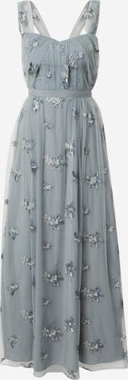Chi Chi London Robe de soirée en bleu pastel, Vue avec produit