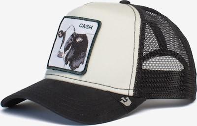 Cappello da baseball 'Cash Cow' GOORIN Bros. di colore crema / azzurro / grigio scuro / nero, Visualizzazione prodotti