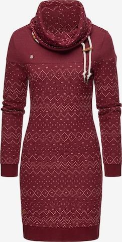 Ragwear Dress 'Chloe Dress' in Red