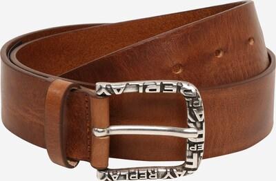 REPLAY Belt in chestnut brown, Item view