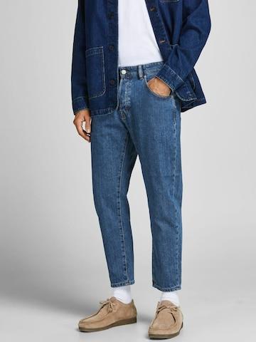JACK & JONES Jeans 'FRANK' in Blue