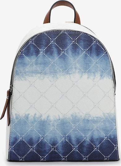 TAMARIS Mochila 'Anastasia' en azul claro / azul oscuro / blanco, Vista del producto