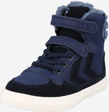 Hummel Støvler i blå