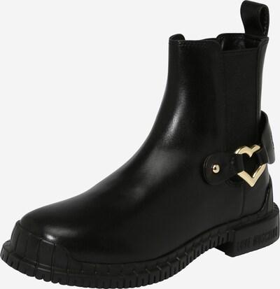 Boots chelsea Love Moschino di colore nero, Visualizzazione prodotti
